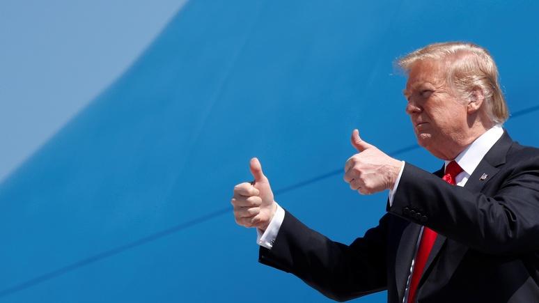 Bild объяснил, почему Трамп может праздновать завершение расследования Мюллера как свою победу