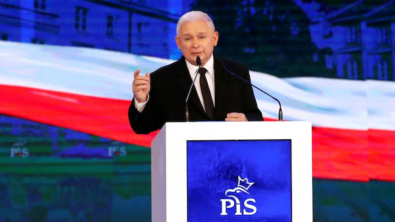 Wyborcza: правящая партия Польши неосознанно стала союзником Путина