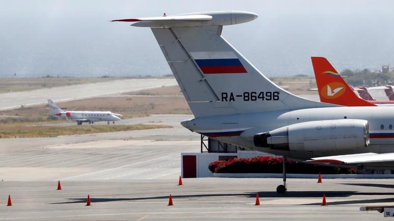 Figaro: госсекретарь США обвинил Россию во вмешательстве в дела Венесуэлы