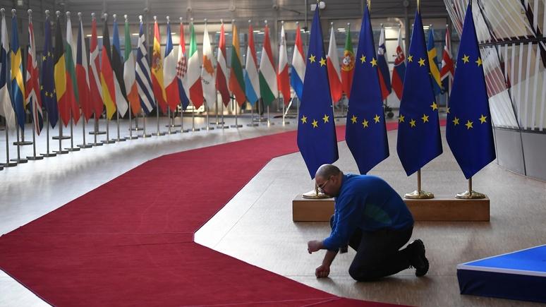 DWN: многомиллиардные контракты — ЕС постелил перед Китаем красную дорожку