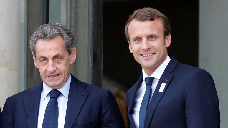 Le Figaro: Саркози превращается из почитателя Макрона в его сурового критика
