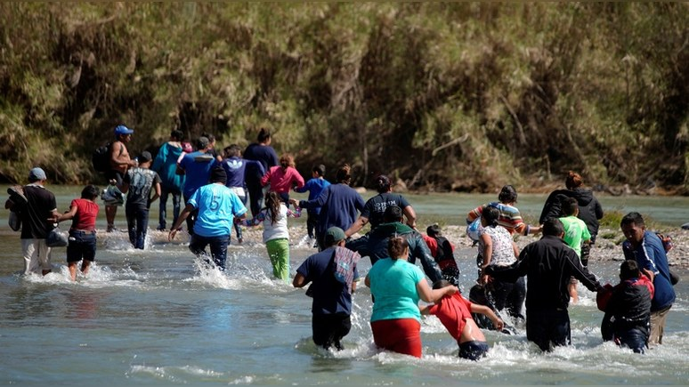 WP: Трамп решил «отомстить» странам Центральной Америки за караваны мигрантов