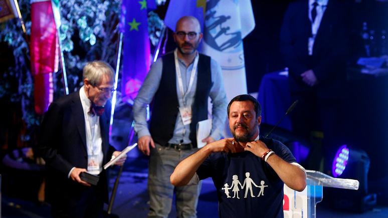 Times: Всемирный семейный конгресс стал для Кремля поводом сблизиться с европейскими популистами