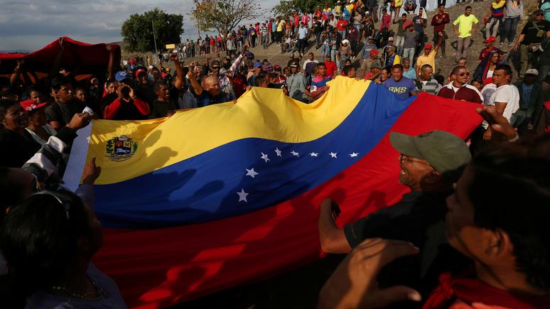 WP: венесуэльский блицкриг не удался — США ведут с Мадуро «войну на истощение»
