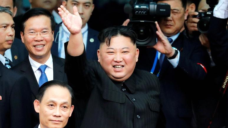 SCMP: после провала Ханоя Ким выбирает «другой путь» — в Россию