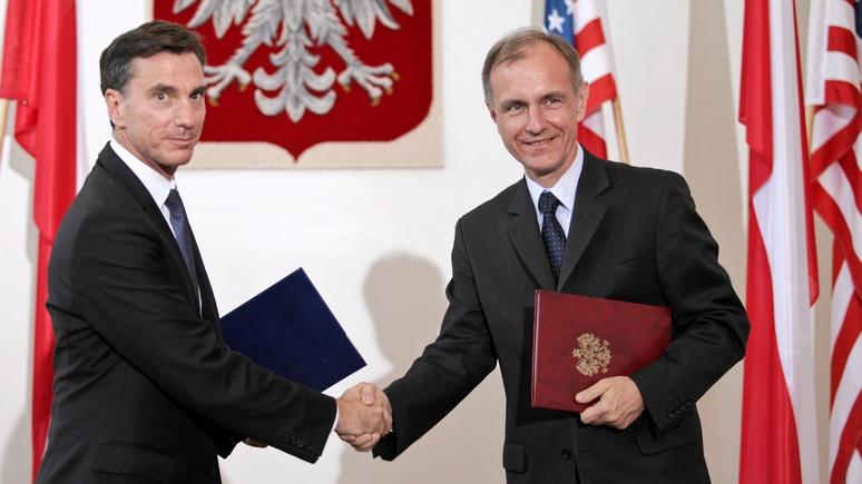 Экс-министр обороны Польши предложил прикрыться Европой от нападения России