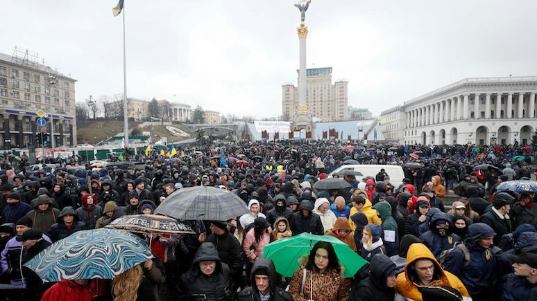 Gazeta.pl: украинцам уже не до амбиций — они борются за выживание