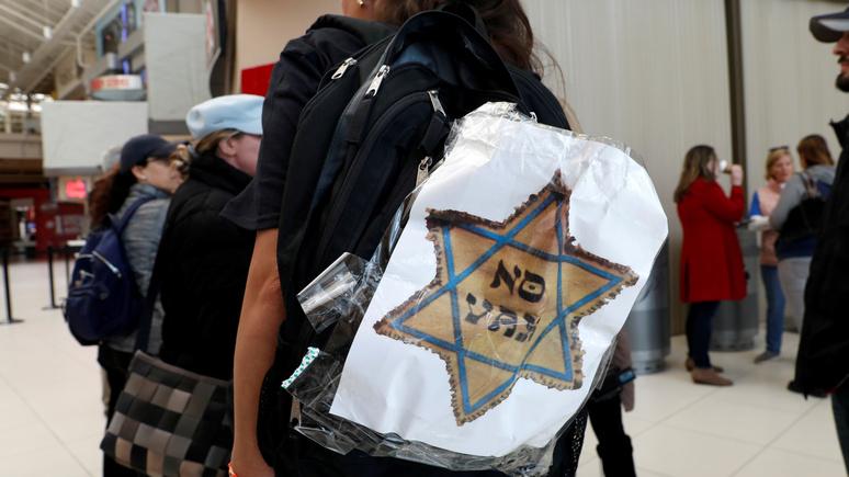 Haaretz: в США противники вакцин сравнили прививки с холокостом и разгневали музей Аушвица