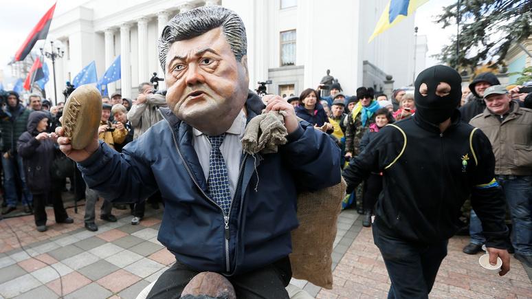 Der Tagesspiegel: Европа упустила исторический шанс на демократизацию Украины