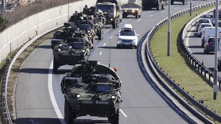 WP: повтора «крымского варианта» в Европе можно избежать, если укрепить восточный фланг НАТО