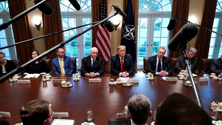 Washington Post: Трамп — самая большая проблема НАТО