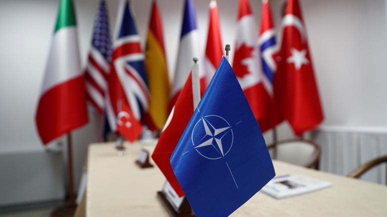 Эксперт: из-за Турции до следующего юбилея НАТО может и не дотянуть