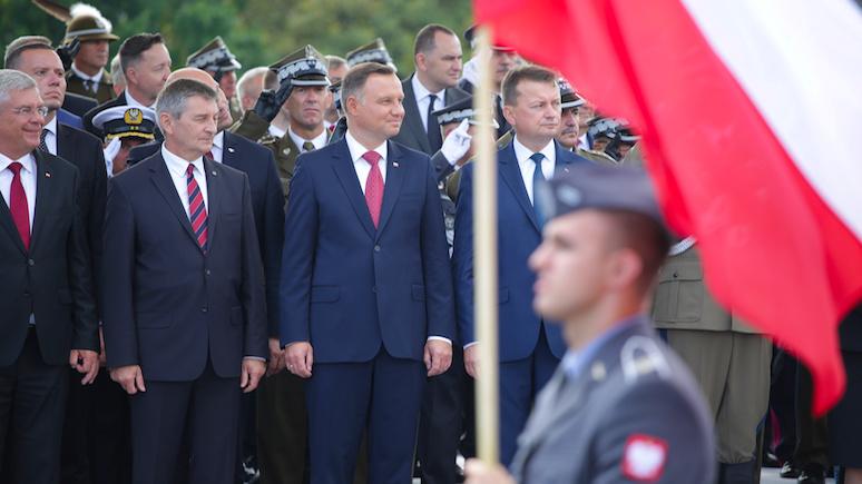 Польский генерал: в случае вторжения России Запад «защитит» Польшу ядерным ударом