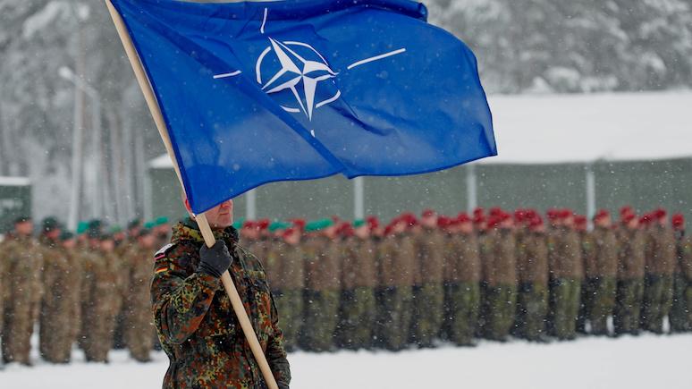 Польский эксперт призвала членов НАТО не ссориться — а то Россия нападёт