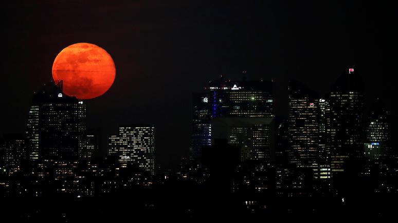 Le Figaro: в мировой лунной гонке сменились участники — место России занял Китай
