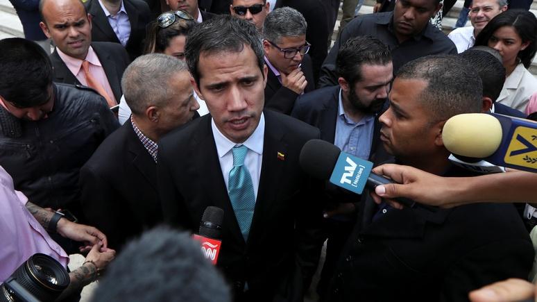 Das Erste: «эффект Гуаидо» улетучился — венесуэльцы разочарованы, а лидер оппозиции бессилен