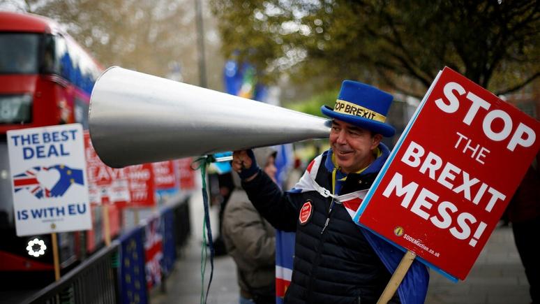 Вице-президент Европарламента: ЕС не смирится с «вечным» брекситом