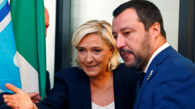 Le Monde: европейские радикалы намерены забыть о разногласиях ради победы на парламентских выборах в ЕС