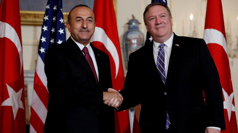 Arab Weekly: Турция сближается с Россией на фоне разлада с США
