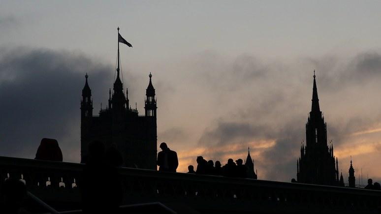 Washington Post: «вирус брексита» превратил британских политиков в зомби
