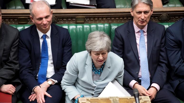 Times: в брекситовом тупике британцы мечтают о сильном лидере