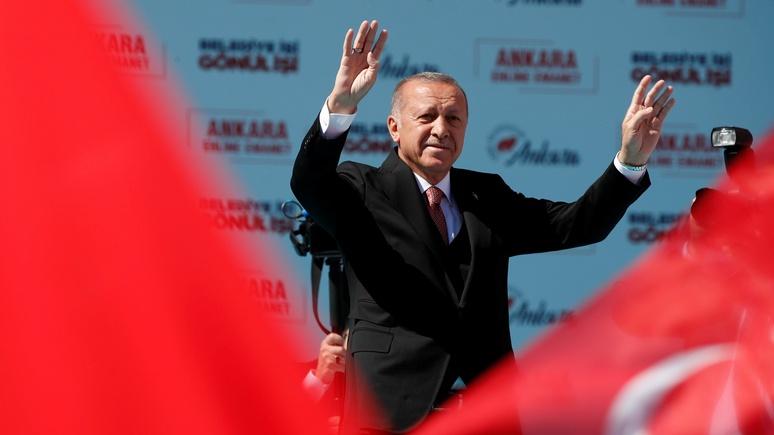 Yeni Safak: Эрдоган заявил о намерении укреплять сотрудничество с Россией