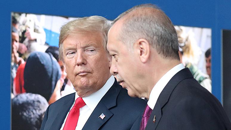 ABC News: Трампа упрекают за то, что не дожал Турцию с С-400