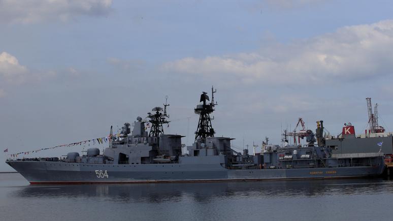 CNN: Россия и Филиппины укрепляют военно-морское сотрудничество