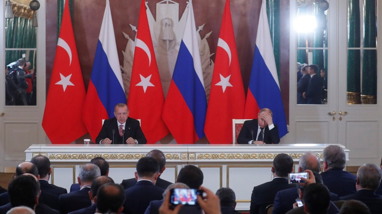 N-TV: в Москве Эрдоган «максимально спровоцировал» США