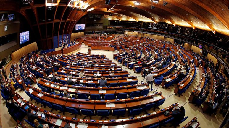 SRF: компромисс между Россией и Советом Европы возможен, но привкус у него будет горький