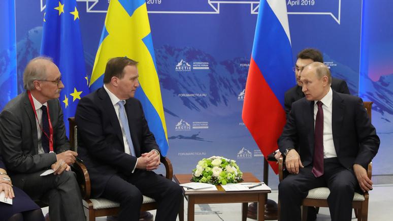 Премьер-министр Швеции: Стокгольму нужны настолько хорошие отношения с Москвой, насколько это возможно
