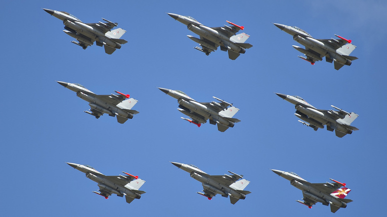Local: Дания и США посягают на воздушное пространство Швеции чаще, чем Россия