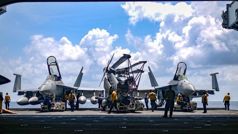 SvD: Китай исследует Тихий океан — чтобы охотиться за американскими подлодками