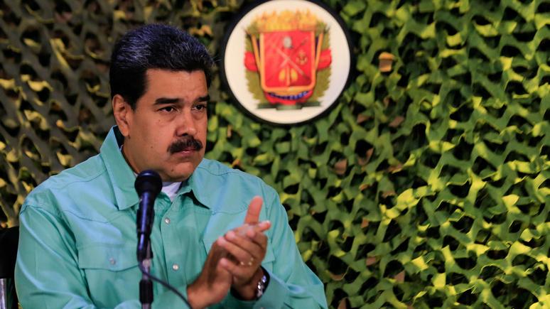 El Periódico: «ложь, клише и манипуляции» — Мадуро раскритиковал речь Пенса в ООН