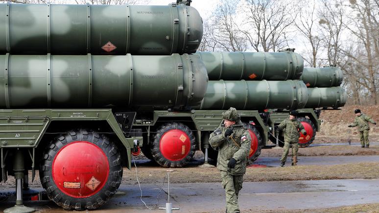 Foreign Policy: яблоко раздора — сделка по С-400 повергла в кризис отношения между Вашингтоном и Анкарой
