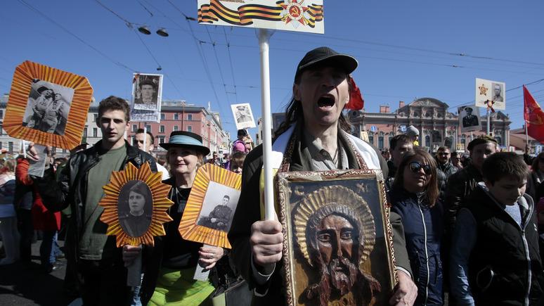 Корреспондент Gazeta Wyborcza: тема войн в России стала популярнее религии