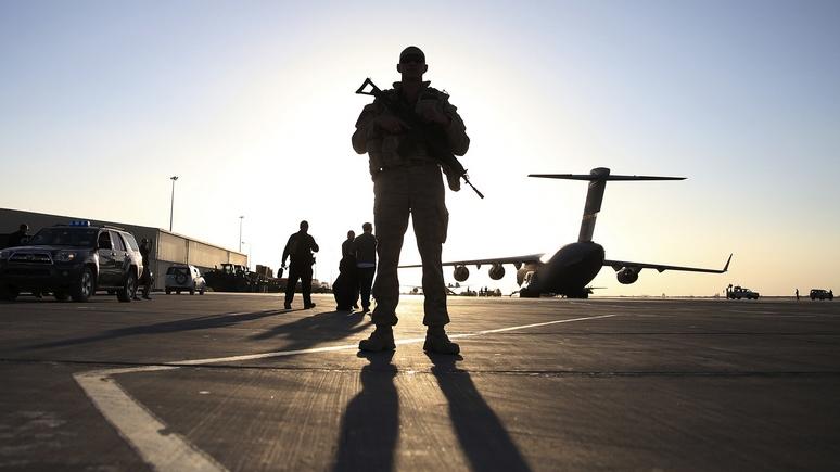 Das Erste: американцам «простят» военные преступления в Афганистане