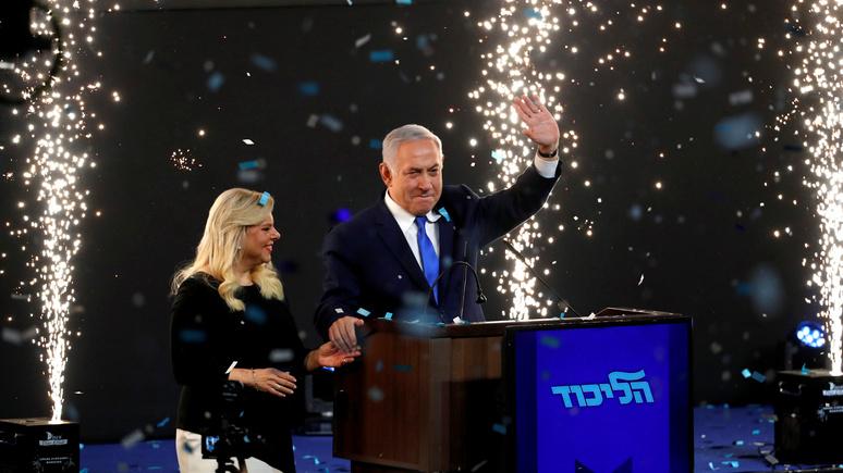 Times: Нетаньяху подумывает о создании большого альянса против Ирана