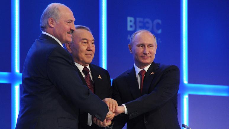 Швейцарский историк: Евразийский союз поможет Москве увеличить свой вес на мировой арене