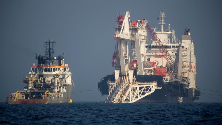 Das Erste: ЕС утвердил новые правила по газопроводам из третьих стран