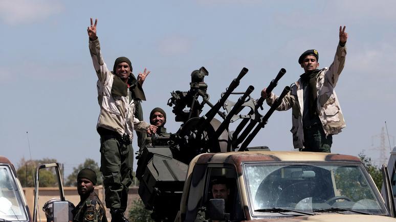 Немецкий эксперт: именно у Хафтара наибольшие шансы восстановить стабильность и порядок в Ливии