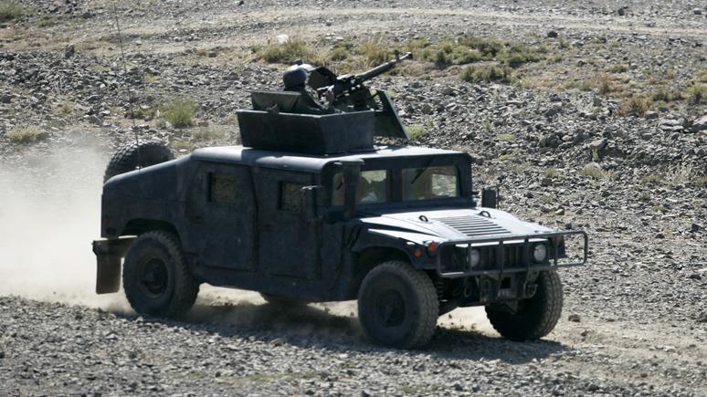 УП: на Украину доставили очередную партию американской военной помощи