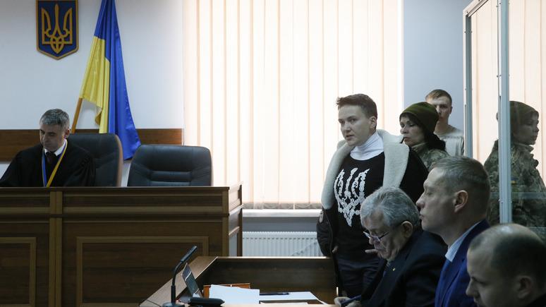 СТРАНА.ua: Савченко пообещала избавить Украину от политического «старья»