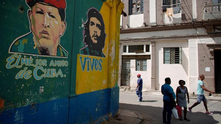 WSJ: Куба раздора — новая политика Трампа осложнит отношения США с ЕС