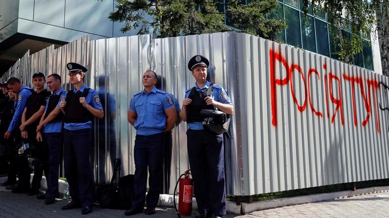 Вести: СБУ проверит оппозиционные украинские телеканалы на угрозу нацбезопасности