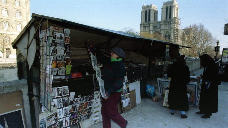 Le Soir: «Собор Парижской Богоматери» Гюго возглавил продажи после пожара