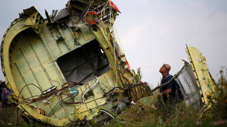 Telepolis: близкие жертв MH17 обвинили Киев в преступном бездействии, а ЕСПЧ отмалчивается