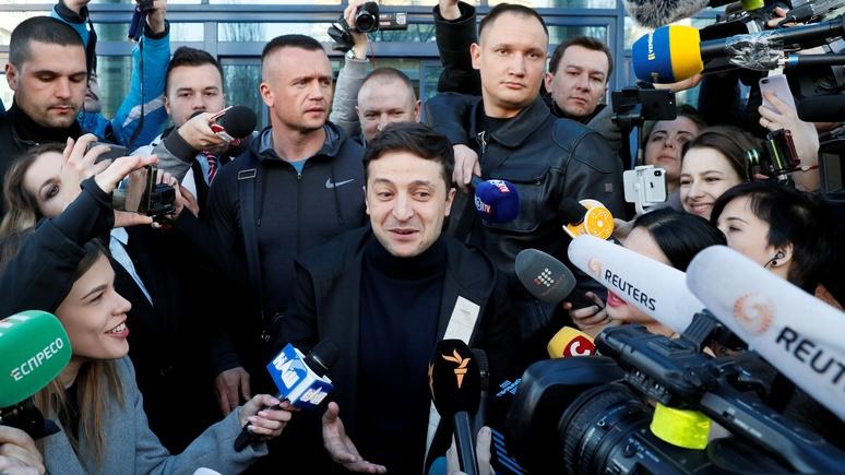 Libération: даже если победит Зеленский, Москва может не рассчитывать на мир