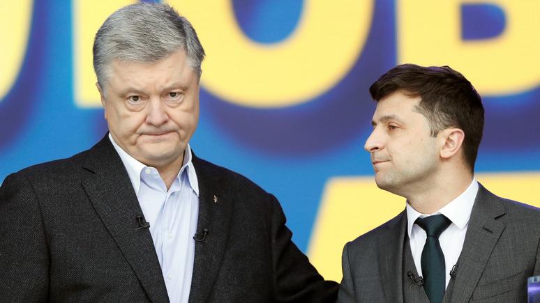 «Телеканал новин 24» собрал самые яркие цитаты с дебатов Порошенко и Зеленского