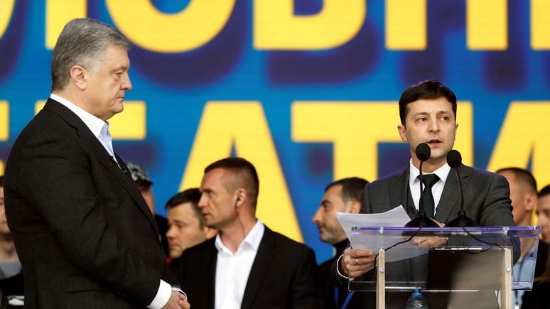 Das Erste: главная задача Зеленского — не повторять ошибок Порошенко